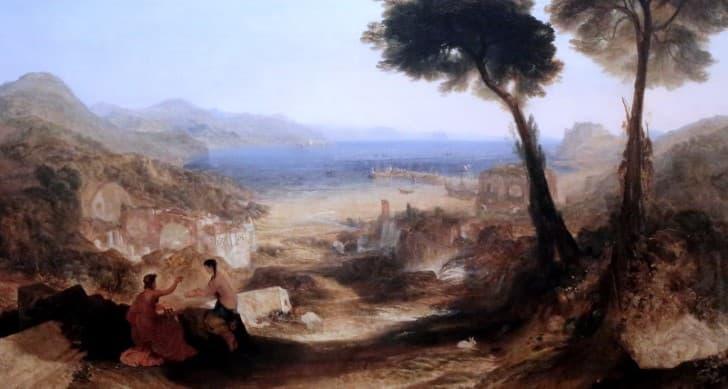 J. M. W. Turner La sibila