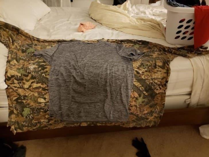 camisetas hombre que perdio 181 kg