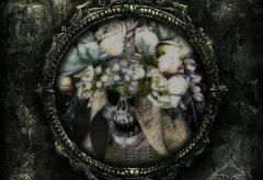 Relatos macabros de espejos malditos