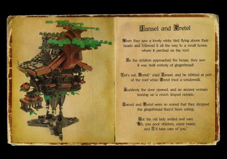 hansel y fretel historia