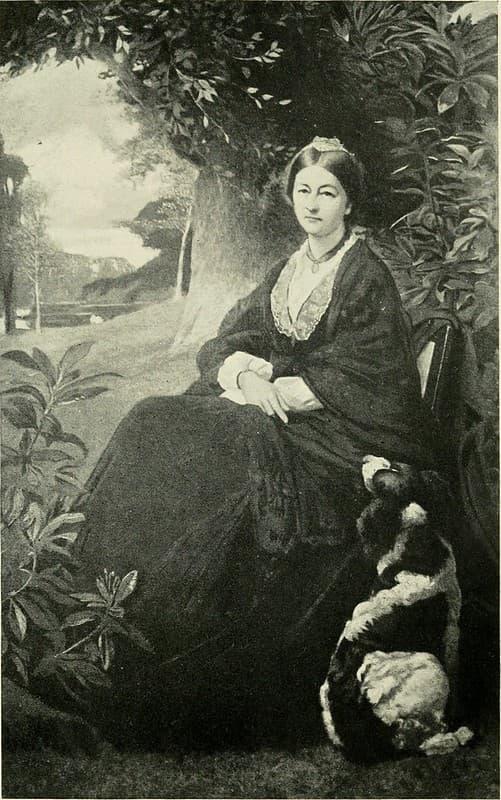 la vida de Florence Nightingale