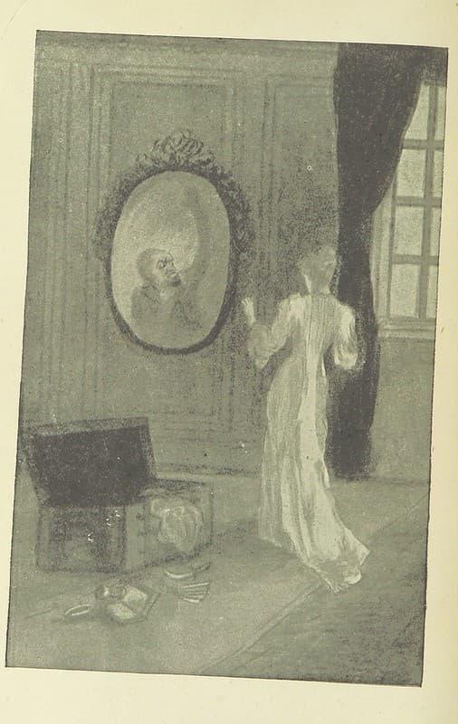 un fantasma en el espejo