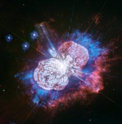 ¿La NASA descubrió evidencia de un universo paralelo?