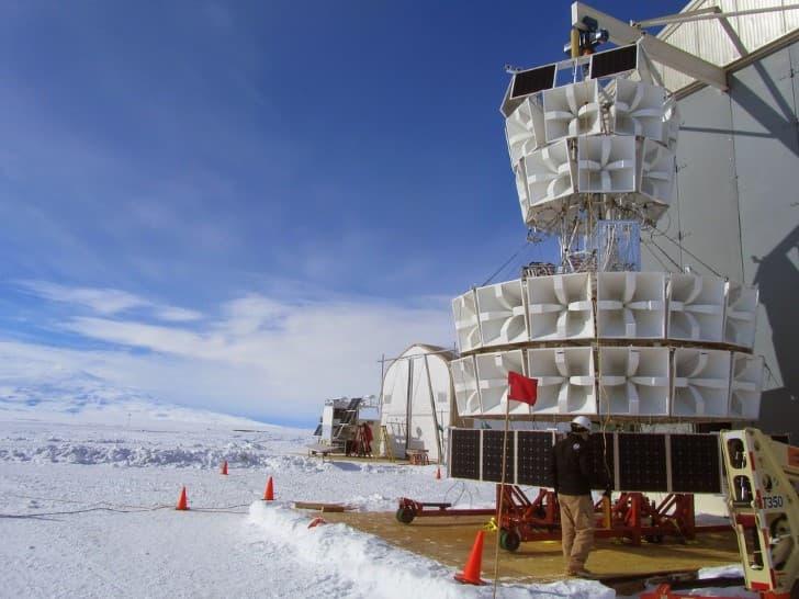 ANITA (Antarctic Impulsive Transient Antenna)