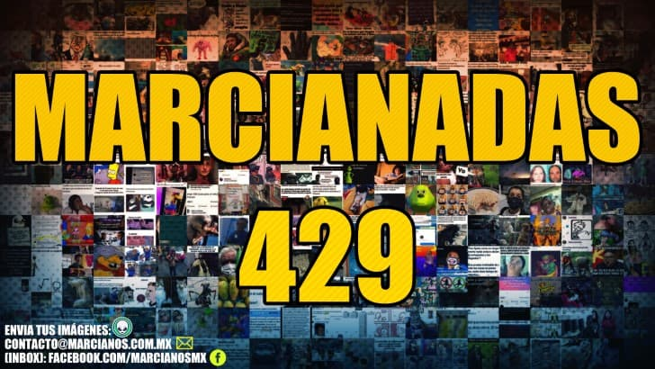Marcianadas 429 portada