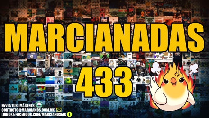 Marcianadas 433 portada