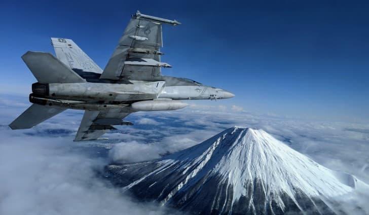Super Hornet F