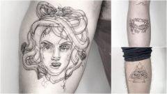 Tatuajes de visión doble obra de una artista mexicana
