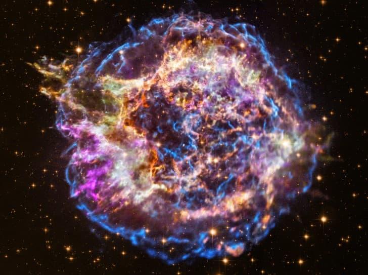 eventos cosmicos