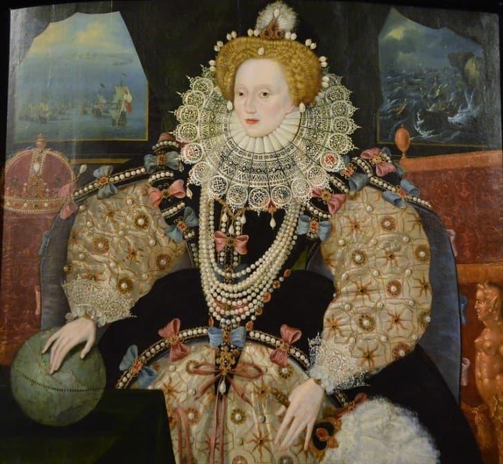 Isabel I reina de Inglaterra