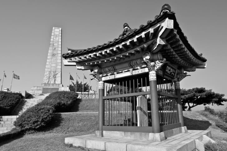 Monumento Batalla de Haengju