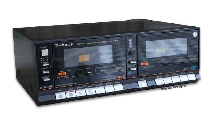 Technics tocadiscos