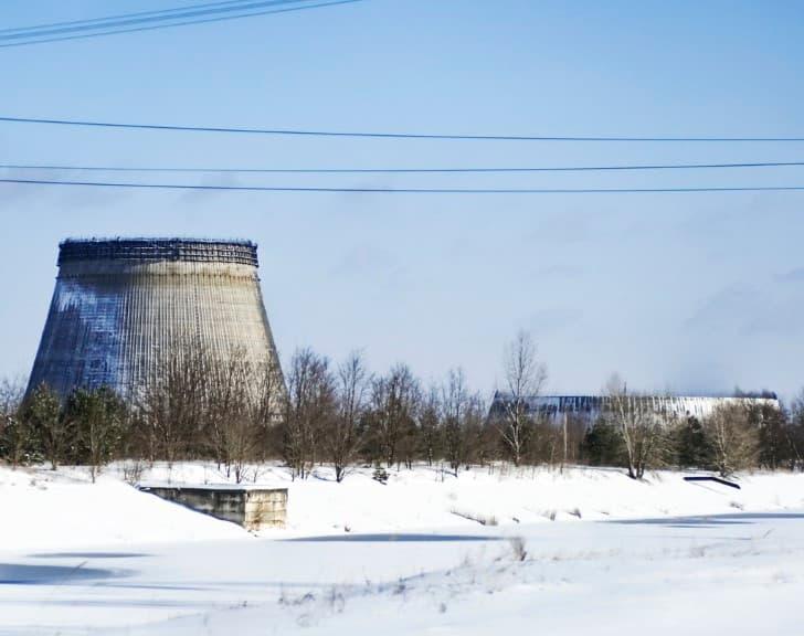 central nuclear chernobil