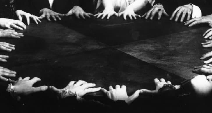 espiritismo y mediums