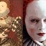 maquillaje blanco isabel i