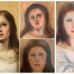 restauracion cuadro virgen maria Bartolome Esteban Murillo