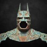 Camazotz es Batman busto