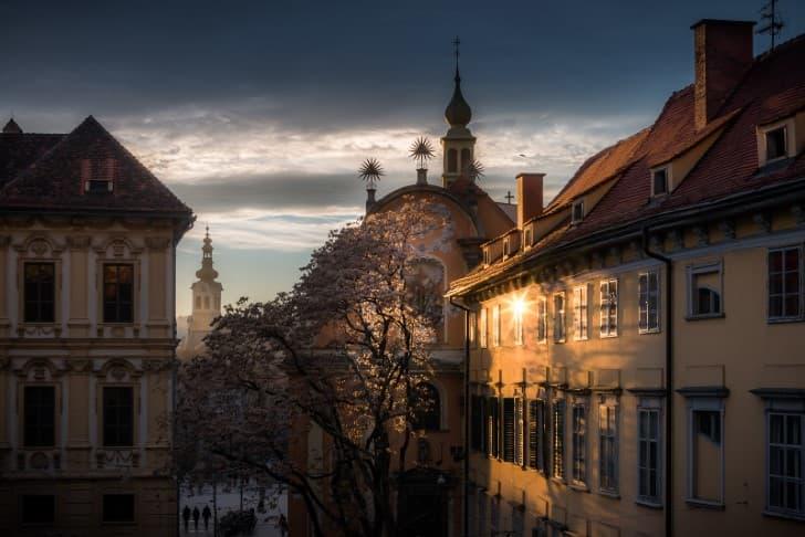 Graz Austria en la actualidad