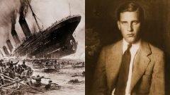 El bebé del Titanic: la historia de John Jacob Astor VI
