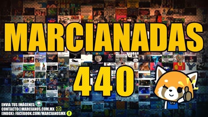 Marcianadas 440 portada
