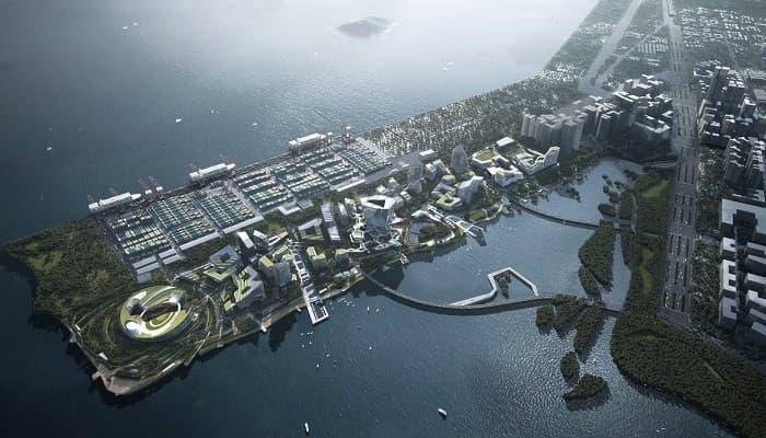 Net City ciudad futurista china (1)
