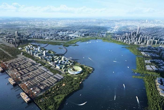 Net City ciudad futurista china (10)