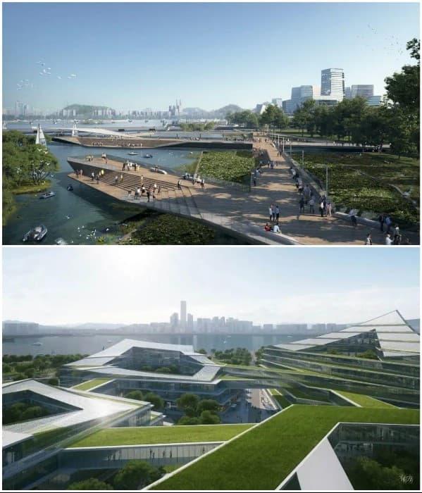 Net City ciudad futurista china (8)