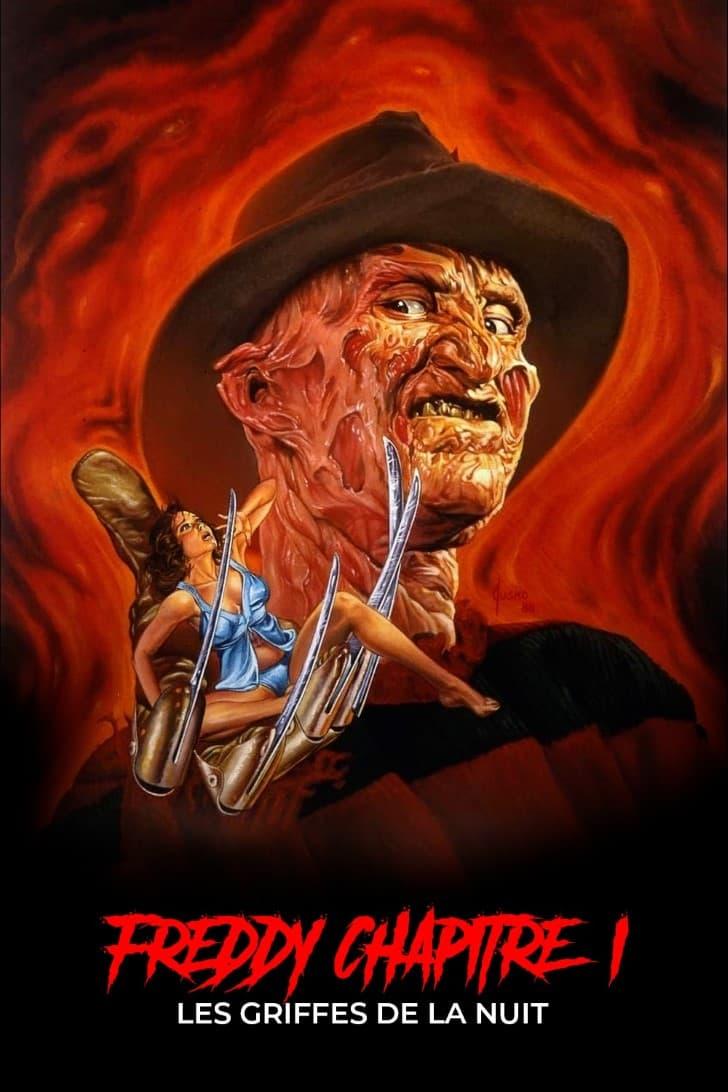 Pesadilla en la calle del infierno (1984) poster