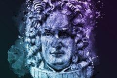 Sir Isaac Newton rostro