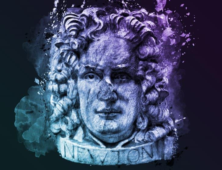 Sir Isaac Newton rostro(1)