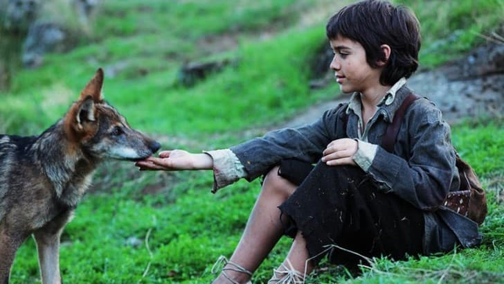 El niño lobo: Marcos Rodríguez Pantoja | Marcianos