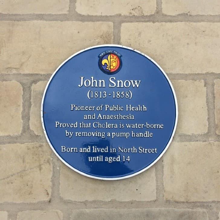 John Snow 1813 1858