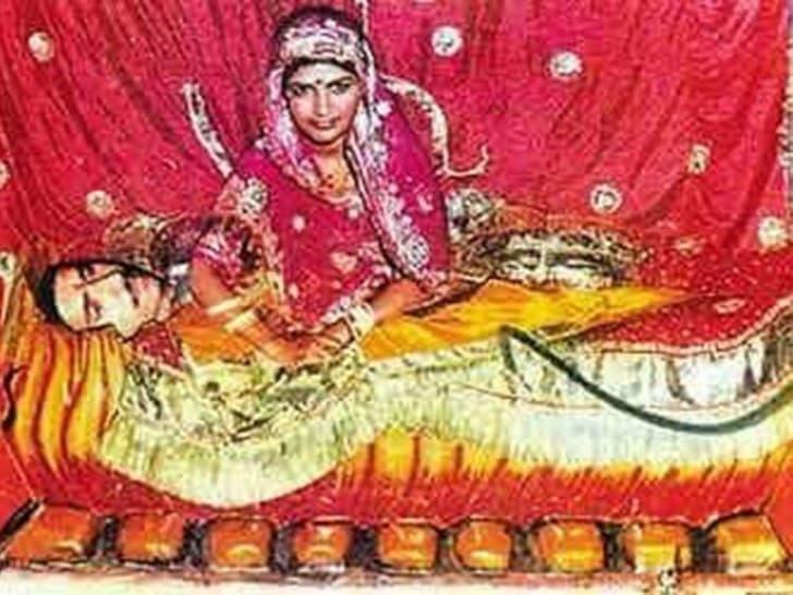 Roop Kanwa sacrificio Sati