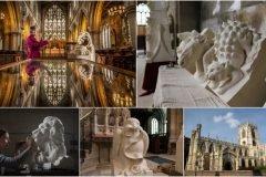 esculturas de Las Crónicas de Narnia