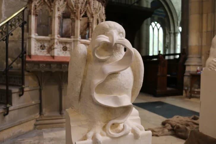 esculturas narnia inglesia medieval (1)