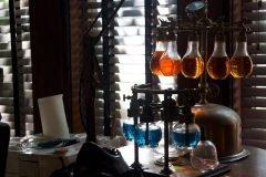 Pócima medieval efectiva contra bacterias en el laboratorio