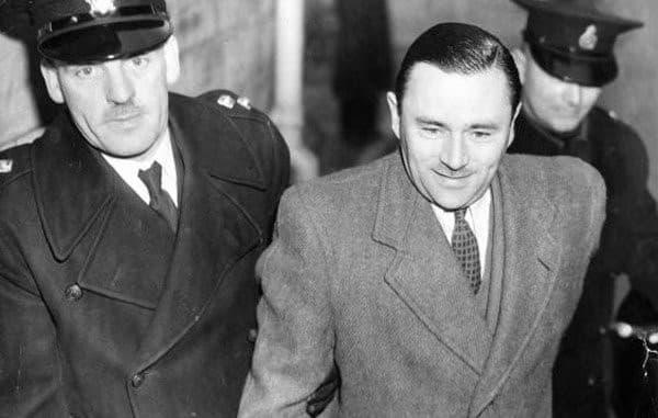 John George Haigh arrestado