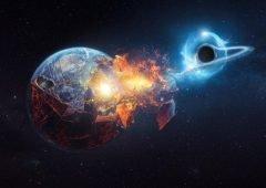 Hay un agujero negro en el centro de la Tierra, concluye estudio científico