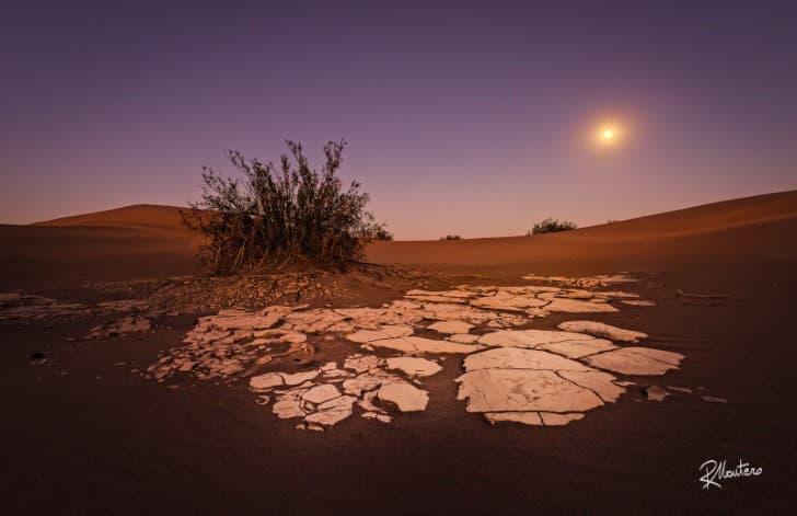 desierto cambio climatico