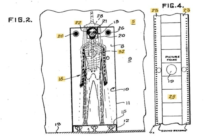 esqueleto robotico