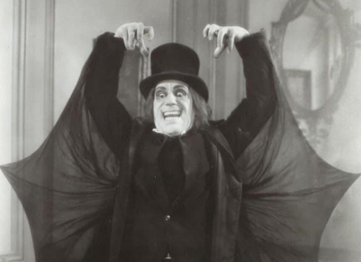 Lon Chaney vampiro