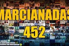 Marcianadas 452 portada