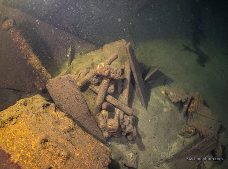 SS Karlsruhe naufragio (1)