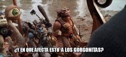 gorgonitas