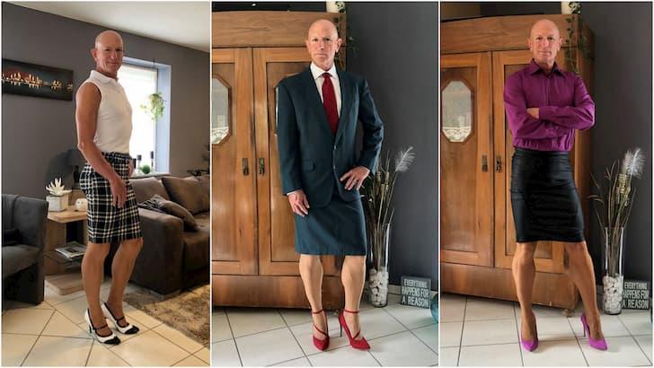 hombre con falda y tacones(1)
