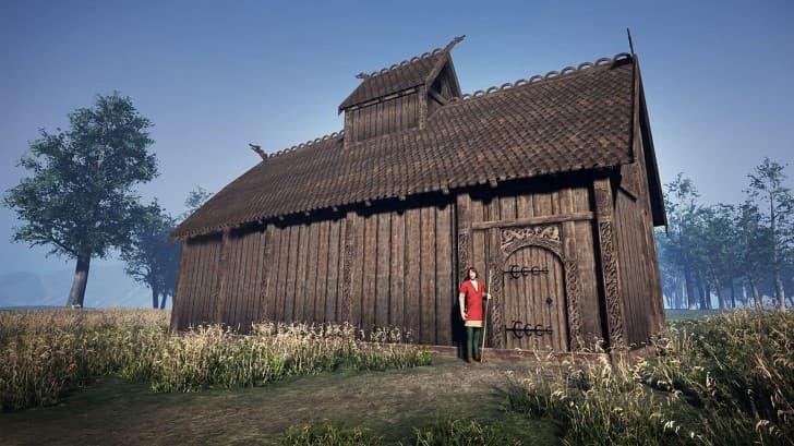 tempo de dioses nordicos en noruega(1)