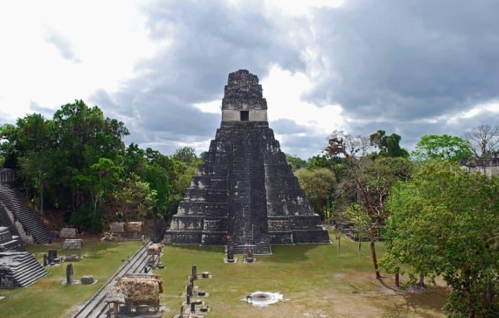 Antigua Ciudad Maya de Tikal(1)
