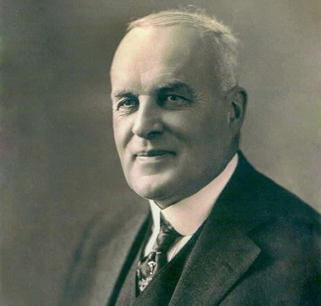 William Reuben George