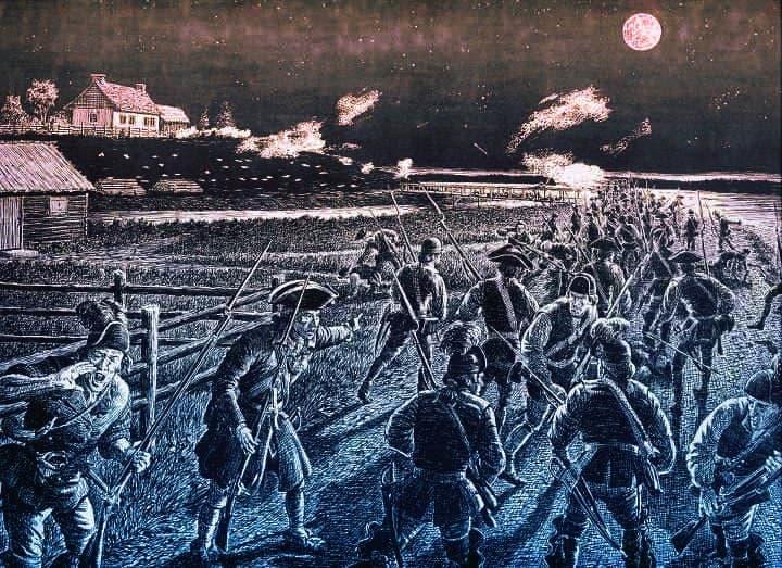 batalla de Bloody Run