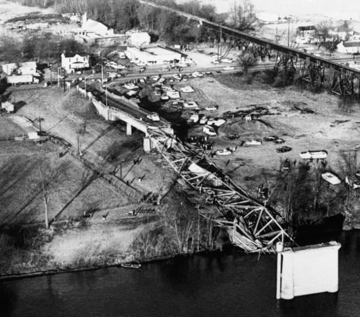 colapso de Silver Bridge